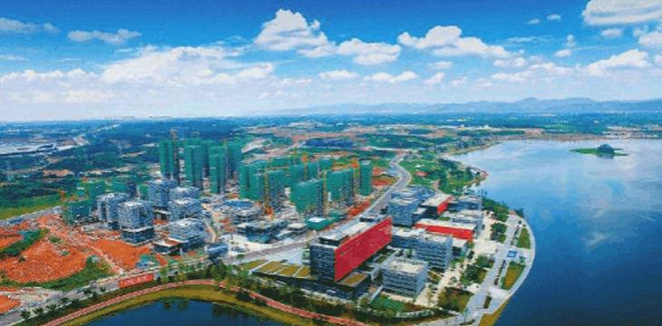 本项目为四川省行政区域内的国家投资工程建设项目, 天府新区成都管理委员会经济发展局核准。项目建筑 面积约46万平米