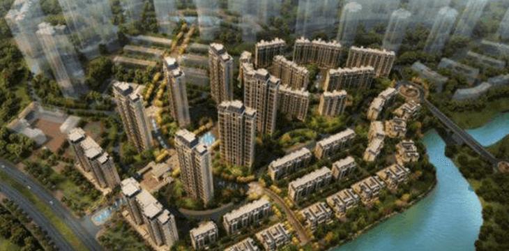 工程规模:规划总用地面积69790平方米,规划总建筑面积148052.24平方米。本次设计地上计入容积率的建筑面积116854.51平方米。
