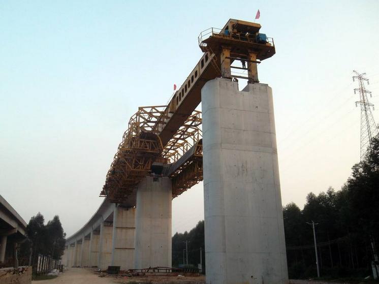 桥梁道路工程项目管理系统
